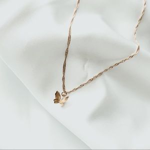 Jewelry - golden girl necklace